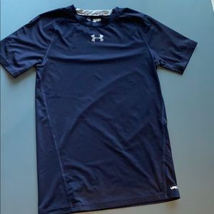Youth Compression Athletic Shirt